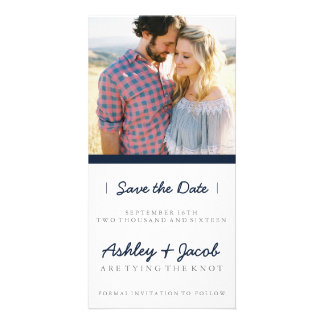 Minimalist Save the Date| WEDDINGS Card