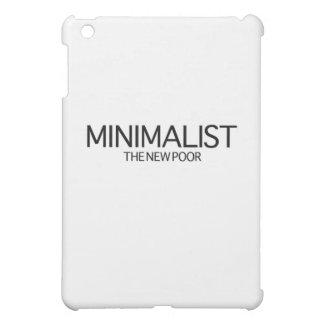Minimalist (The New Poor) iPad Mini Cover