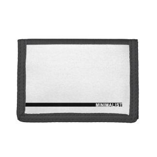 Minimalist Tri-fold Wallet