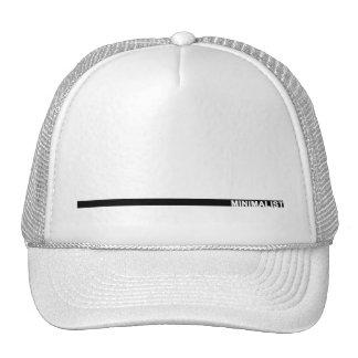 Minimalist Trucker Hat
