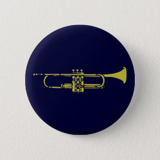 Minimalist Trumpet Button