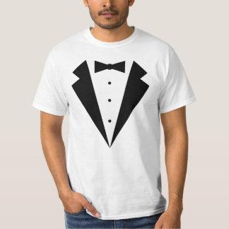 Minimalist Tuxedo T-Shirt