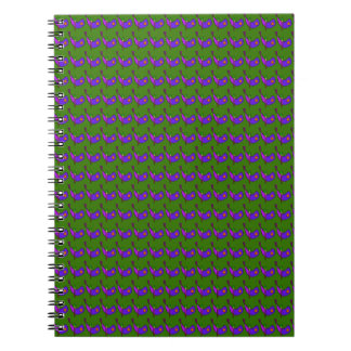 Minimalistic Expressionism Spiral Notebook