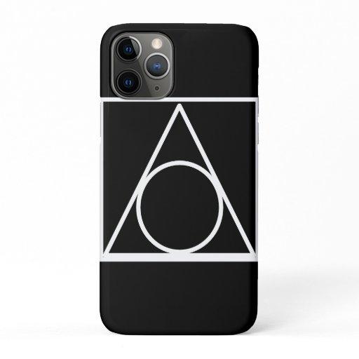 minimalistic iPhone case