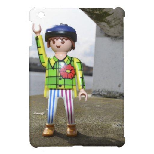 miniman in glasgow iPad mini cover