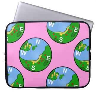 Minimap Laptop Sleeve