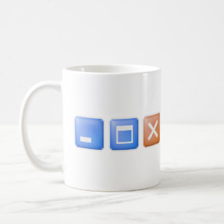 Minimize Maximize Close Computer Internet Mug