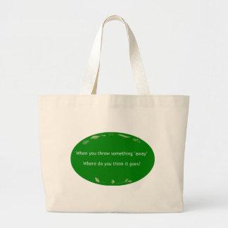 Minimize Waste Bag