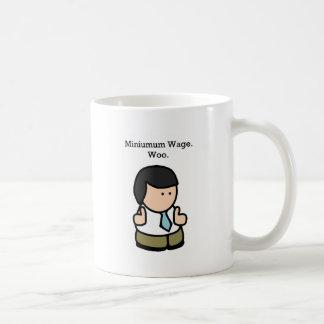 Minimum Wage Worker Coffee Mug