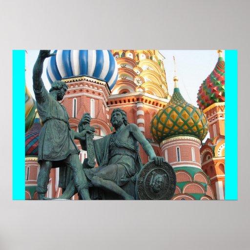 Minin y Pozharsky Poster