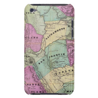 Mining District of California iPod Touch Cover