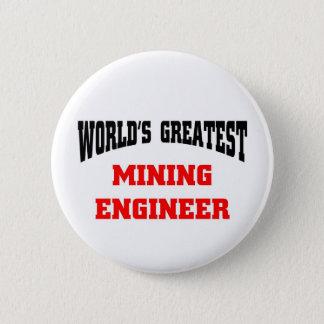 Mining engineer button
