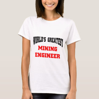 Mining engineer T-Shirt