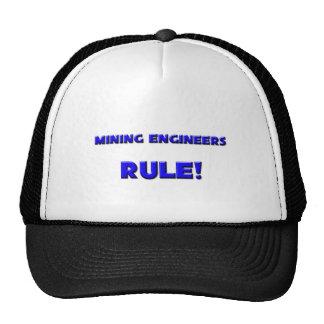 Mining Engineers Rule! Mesh Hat