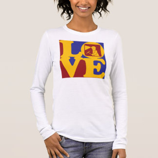 Mining Love Long Sleeve T-Shirt