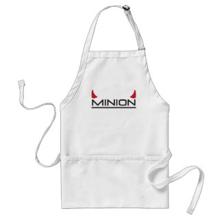Minion Adult Apron