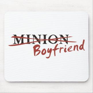 Minion Boyfriend Mousepad
