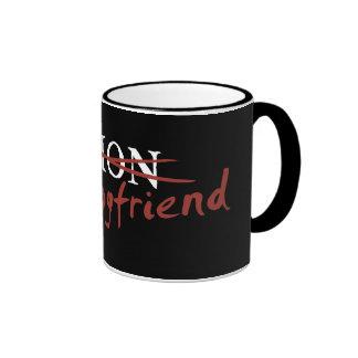 Minion Boyfriend Mug