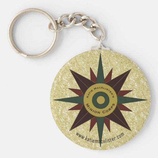 Minion Corp Keychain