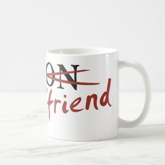 Minion Girlfriend Coffee Mug