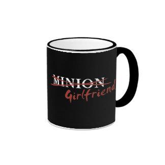 Minion Girlfriend Ringer Mug