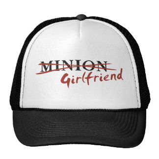 Minion Girlfriend Trucker Hat