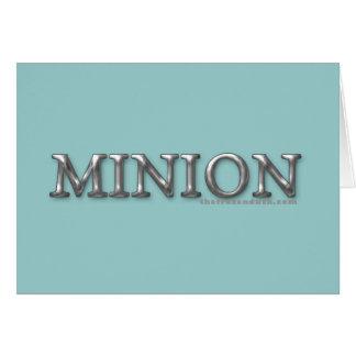Minion Birthday Card Printable