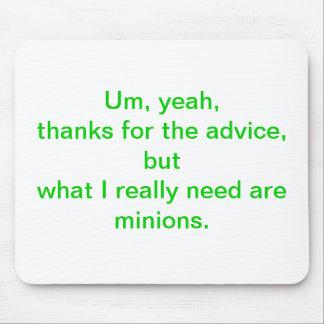 Minions Mousepad