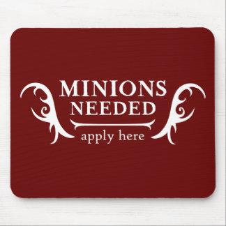 Minions Needed Mousepad