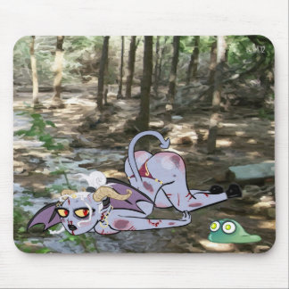 Minion's Quest : Troll Encounter Mousepad