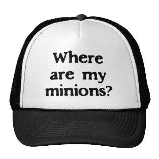 Minions Trucker Hat