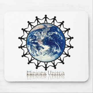 Minions United World Branded Mouse Mat