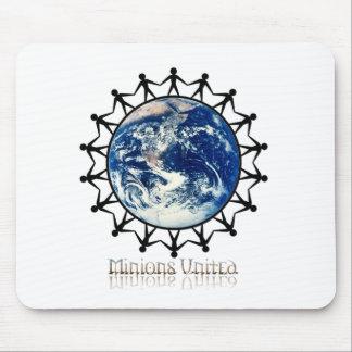 Minions United World Branded Range Mousemat