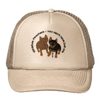 minipin1 trucker hat