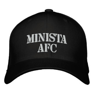 MINISTA AFC EMBROIDERED BASEBALL HAT