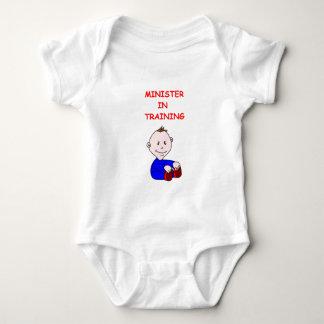 MINISTER BABY BODYSUIT