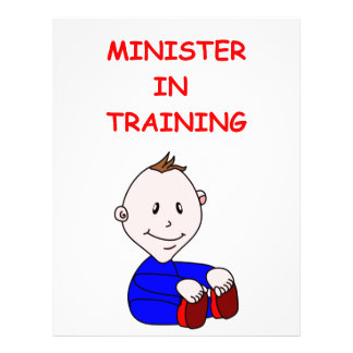 MINISTER LETTERHEAD