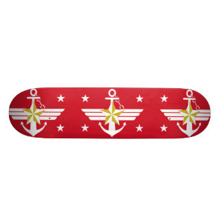 Minister Of Defence Of The Republic Of Korea, Sout Skateboard Deck