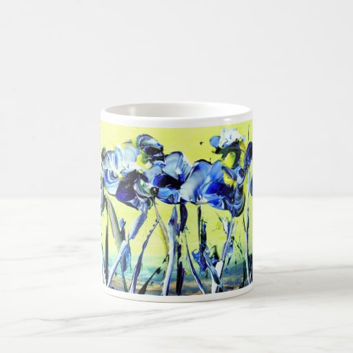 Ministering In Blue Mug