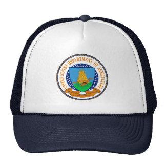 Ministerio de Agricultura de los E.E.U.U. el gorra