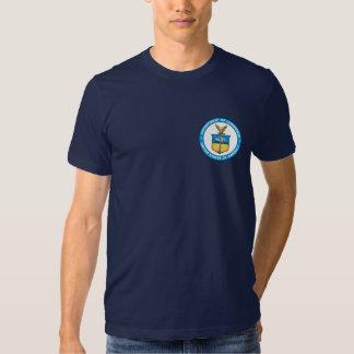 Ministerio de camisa del Comercio