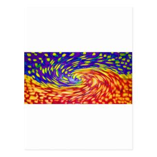 Ministerio del Interior de las pinturas abstractas Postales