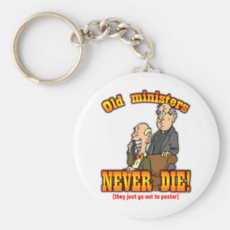 Ministers Keychain