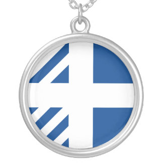 Ministers Of Greece, Greece flag Necklaces