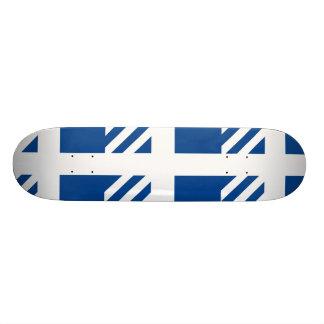 Ministers Of Greece, Greece flag Custom Skate Board