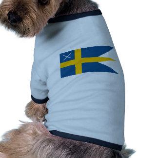 Ministro de Defensa de Suecia (vieja versión), sue Camisas De Perritos