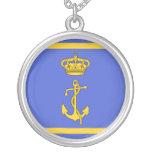 Ministro del puerto deportivo de Regia, bandera de Joyerías