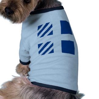 Ministros bandera de Grecia, Grecia Camisetas De Perrito