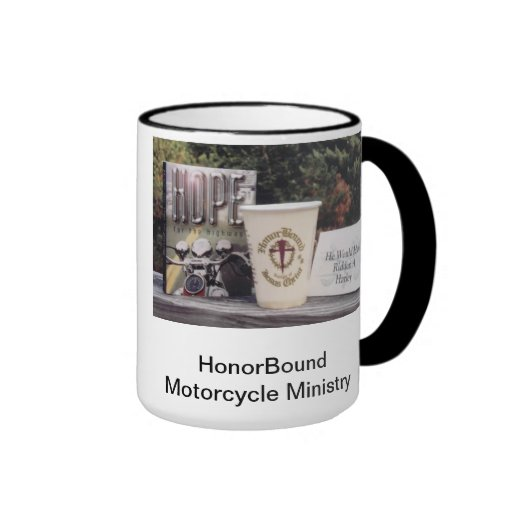 Ministry Cup Ringer Coffee Mug