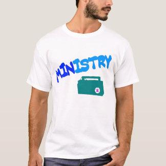 ministry music tee 2